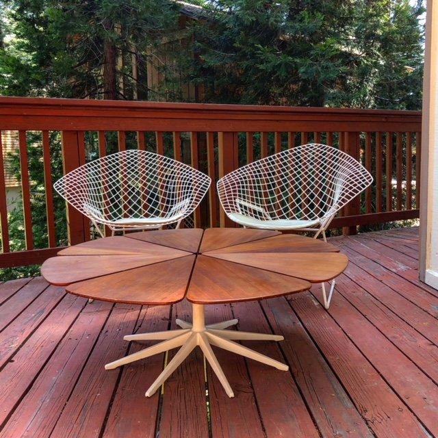 Awesome Modernway Mid Century Modern Outdoor Palm Springs Ca Customarchery Wood Chair Design Ideas Customarcherynet