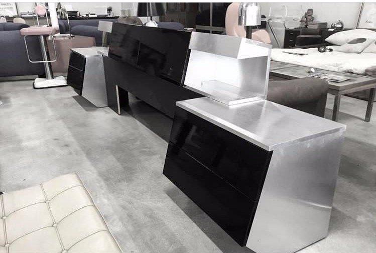 futuristic cabinets