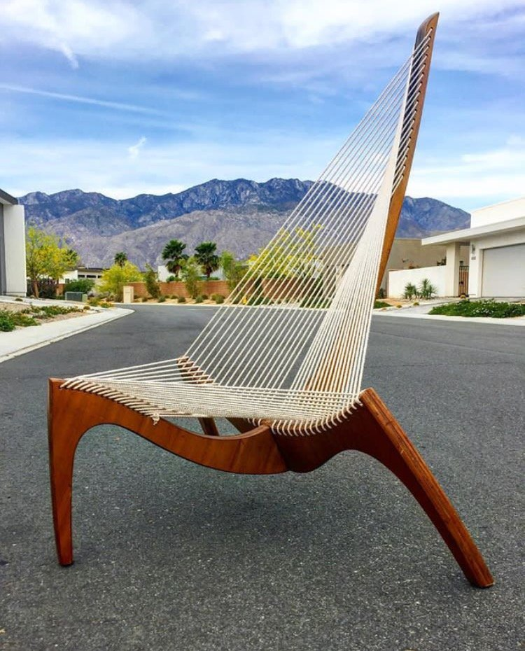 Palm Springsu0027 Best Mid Century Modern Furnishings For Over 20 Years ! Wire  Chair ...