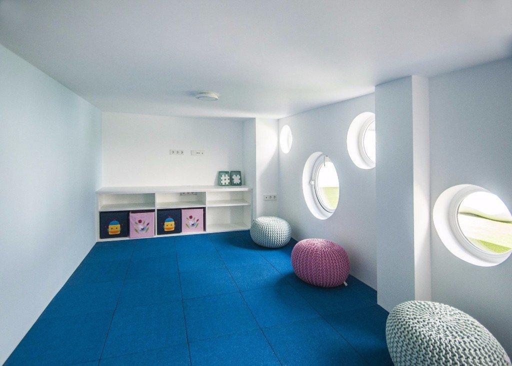 Espacios de diseño en vivienda unifamiliar moderna en Almeria. Arquitectura moderna en Almeria. Interiorismo Almeria.