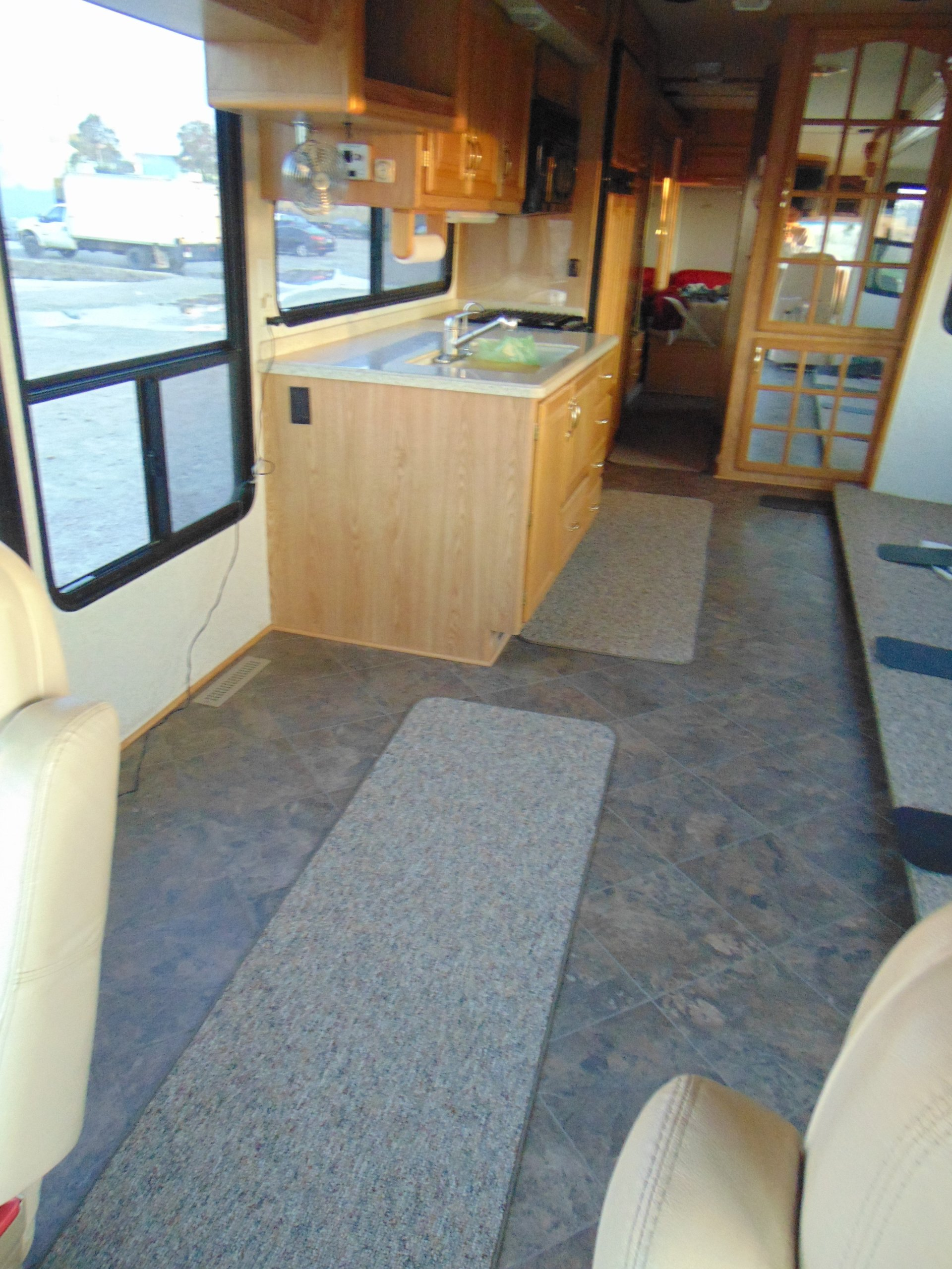 Fiberglass Siding Changed Rv Checking Delam Blisters