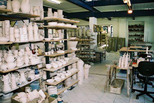 Keramikwerkstatt Waldenburg - Peter Tauscher