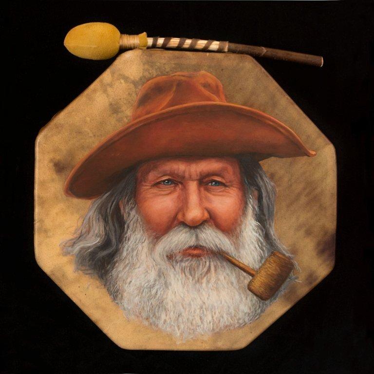 Lost Dutchman painting by Stu Braks