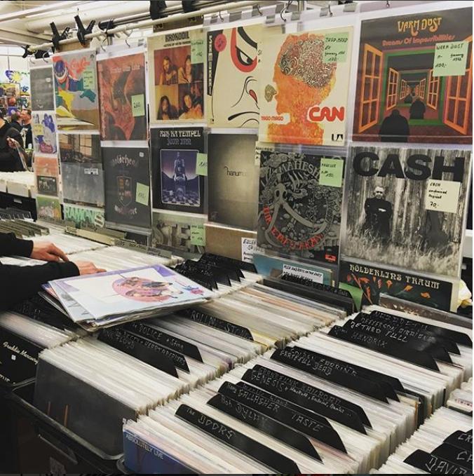 Schallplattenbörse Frankfurt