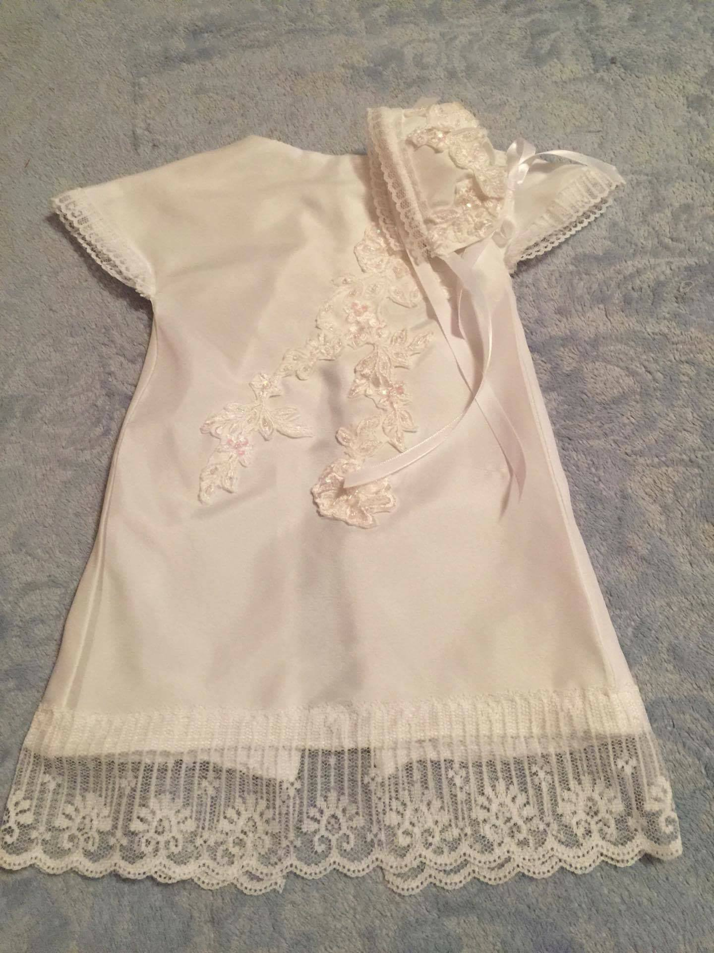 WLJ Angel Gowns - Providing Angel Gowns and Angel Wraps