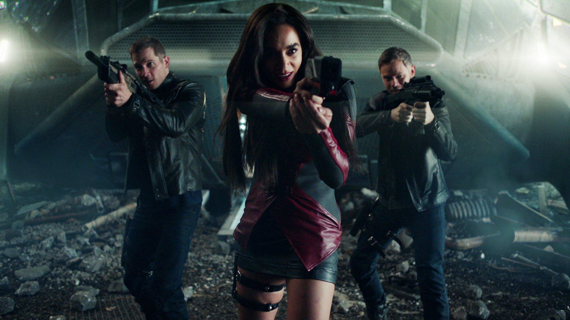 Hunters 2 Staffel