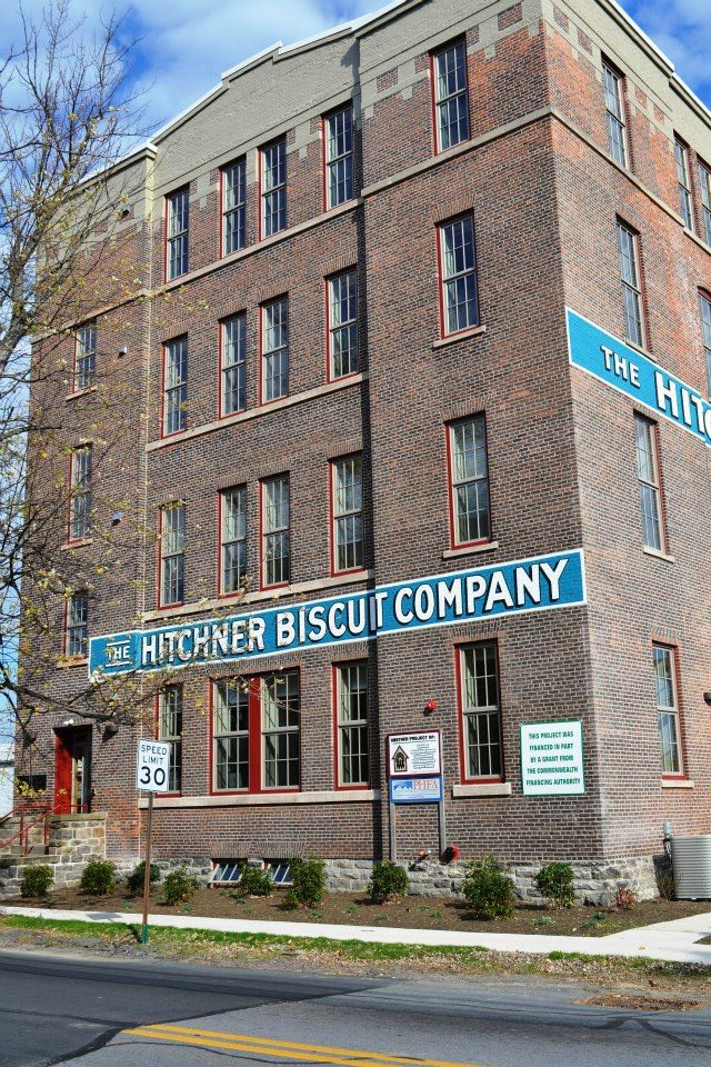 Hitchner Building - West Pittston, PA