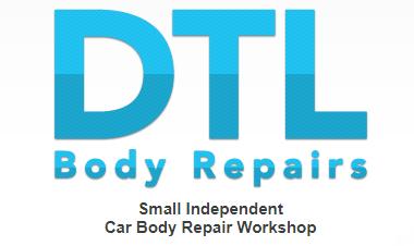 DTL Body Repairs social media, based in Epsom Surrey