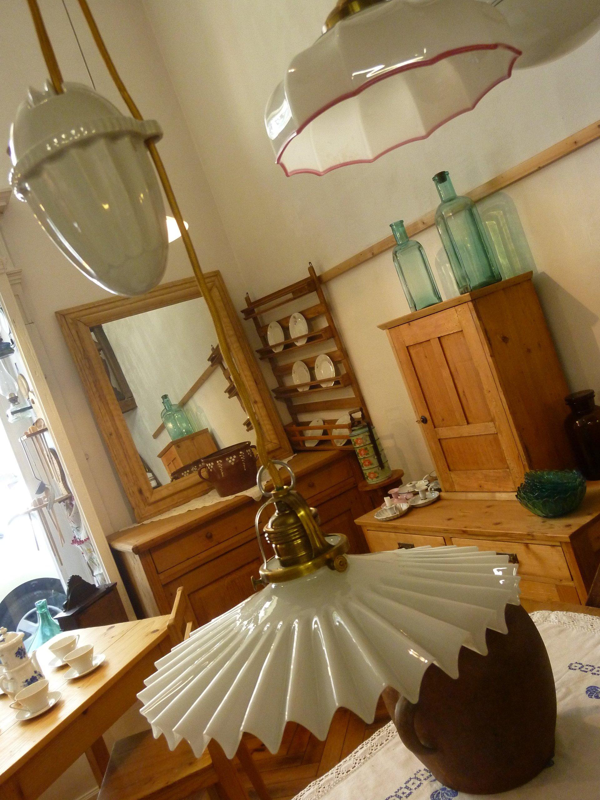 Antike lampen zuglampen alte leuchten for Antike lampen