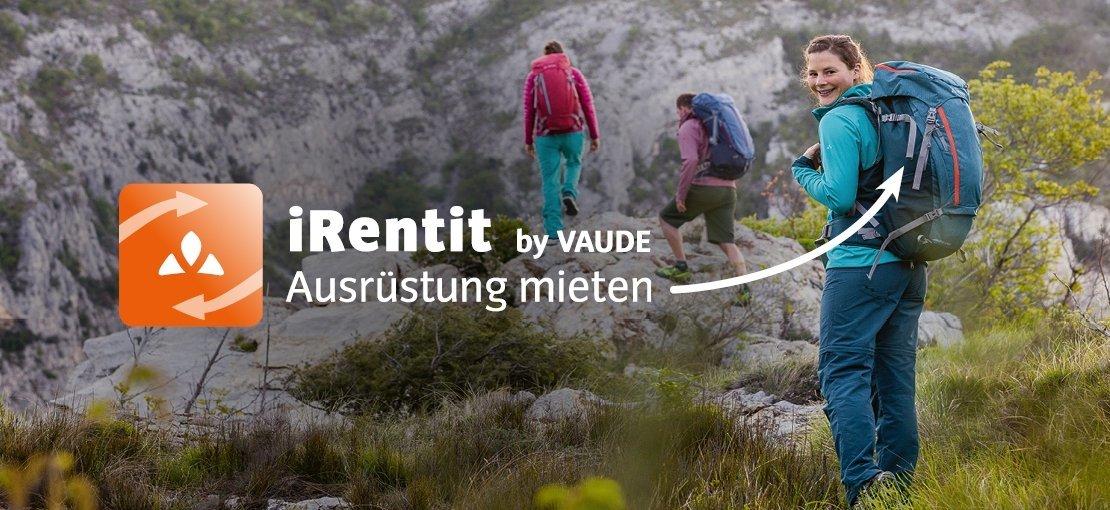 3c5a09be6e5cf4 iRentit by Vaude - mieten statt kaufen