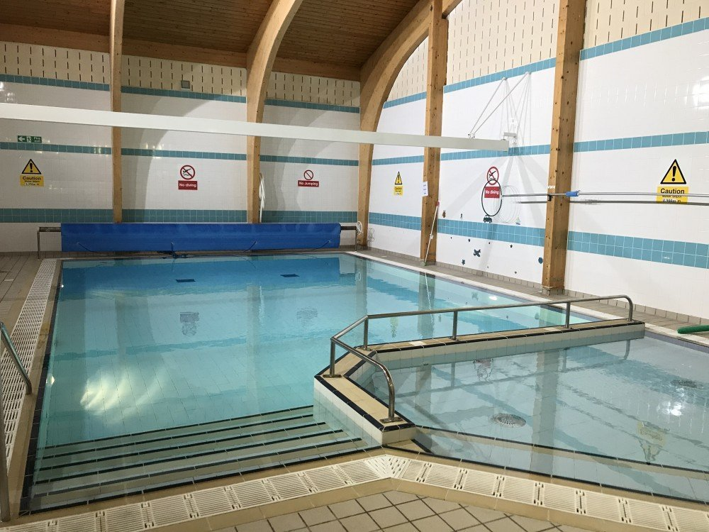 Wyvern Hydrotherapy Pool Dorchester Road Weymouth