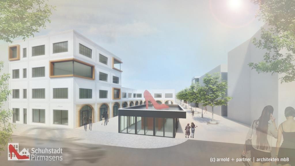 huge selection of 54929 509db Schuhstadt Pirmasens, das neue Fachmarktzentrum für Schuhe ...