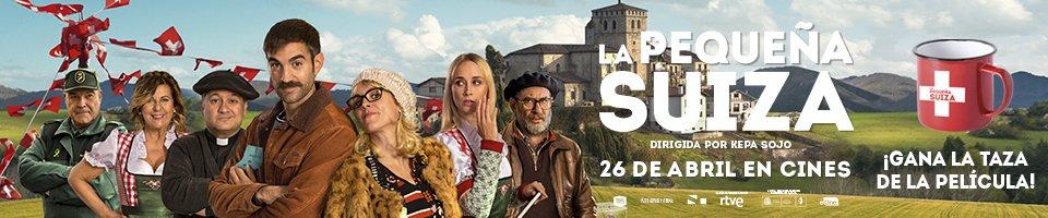 La comedia 'La pequeña Suiza', co-escrita por la berciana Sonia Pacios y Kepa Sojo se estrena este viernes 4