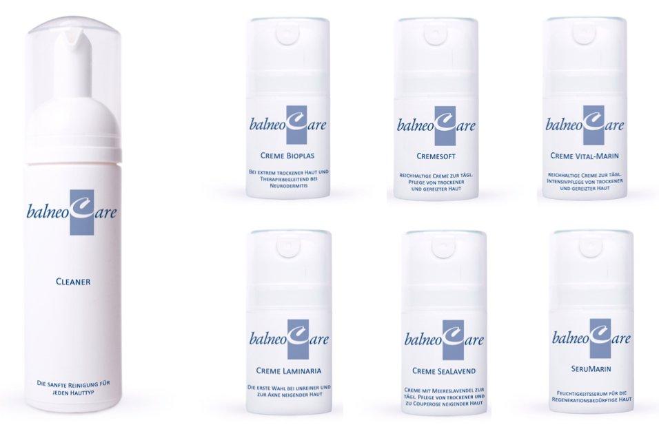 Balneocare Hautpflege