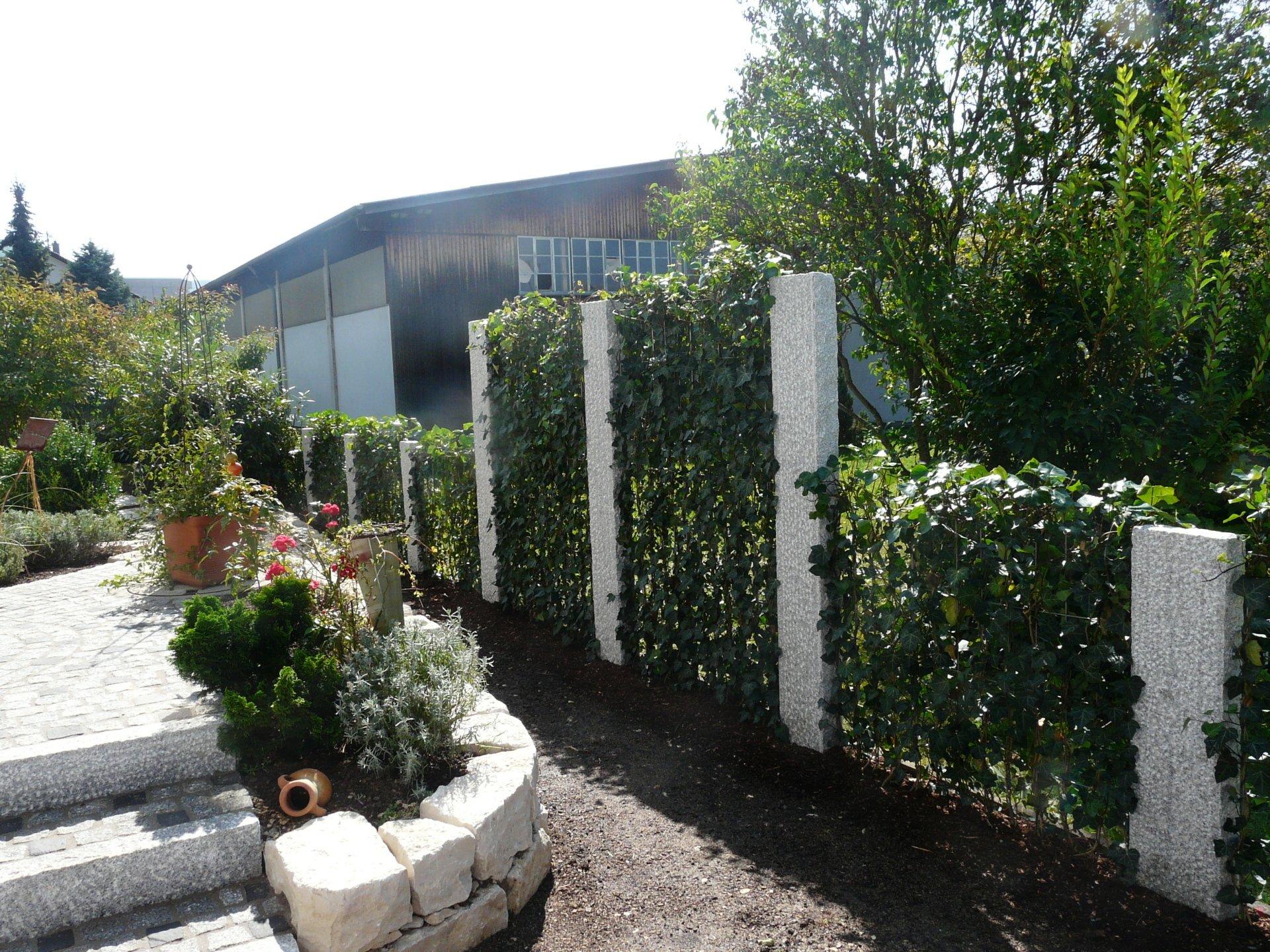 Kreative Gartengestaltung Adamo Ienco Mossingen