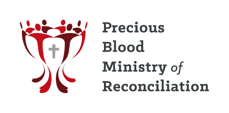 Image result for precious blood ministry of reconciliation logo