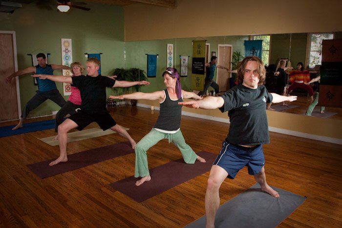Hatha Yoga Class Green Valley