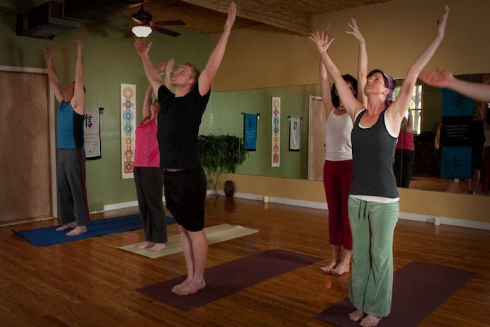 Yoga clases in Green Valley az