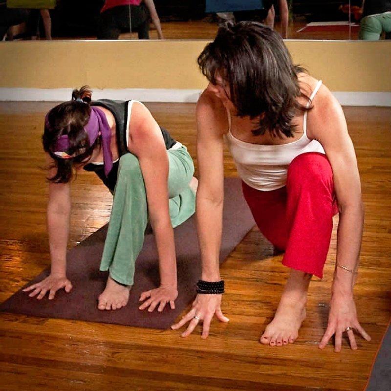 private yoga lesson green valley az
