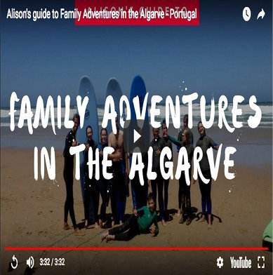 Ke Adventures Promotional Video for Portugal Family Holiday