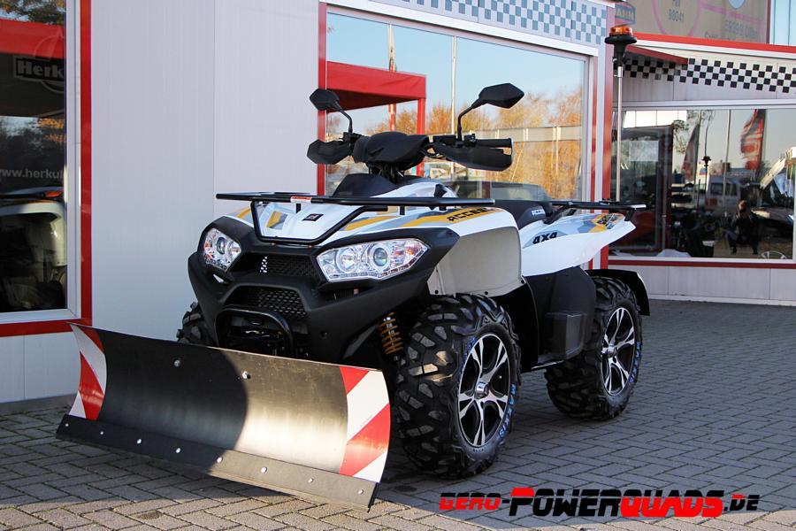 Atemberaubend ATV im Winterdienst #DV_72