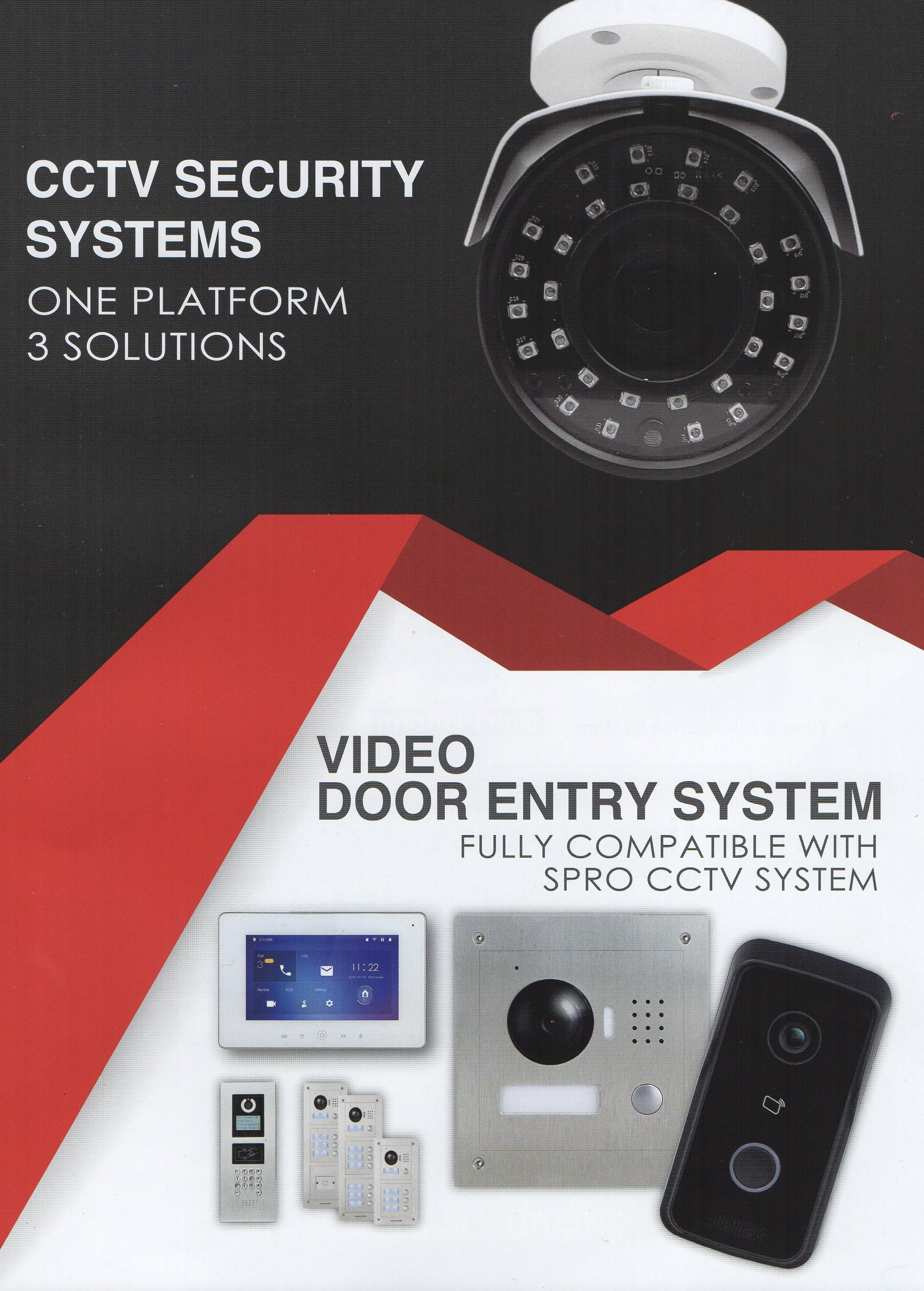 Cctv Door Entry Systems Image Collections Doors Design Modern
