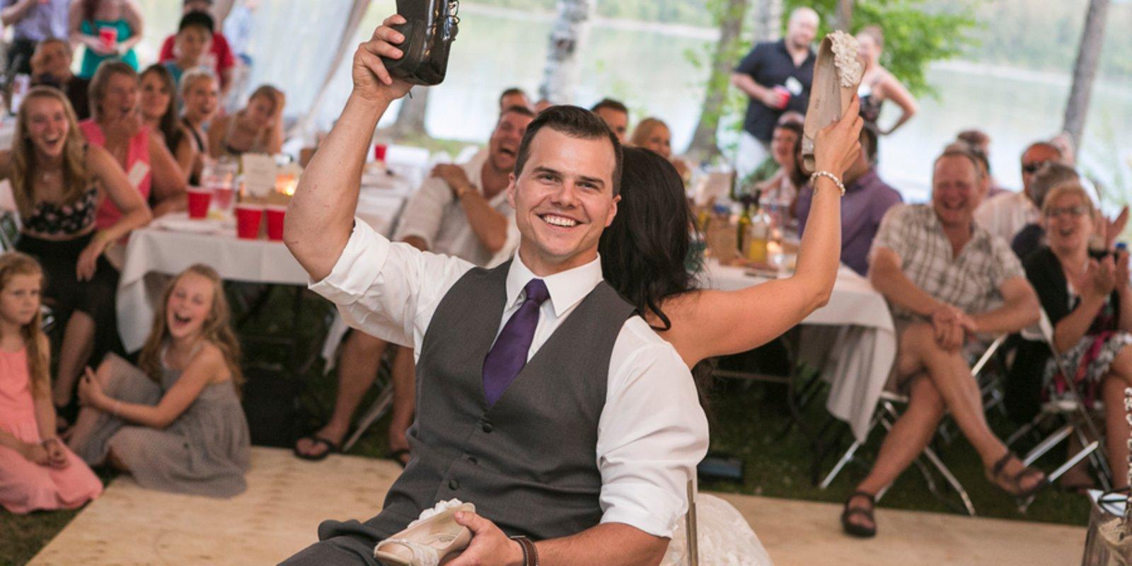 Hochzeitsspiele für gäste zum kennenlernen