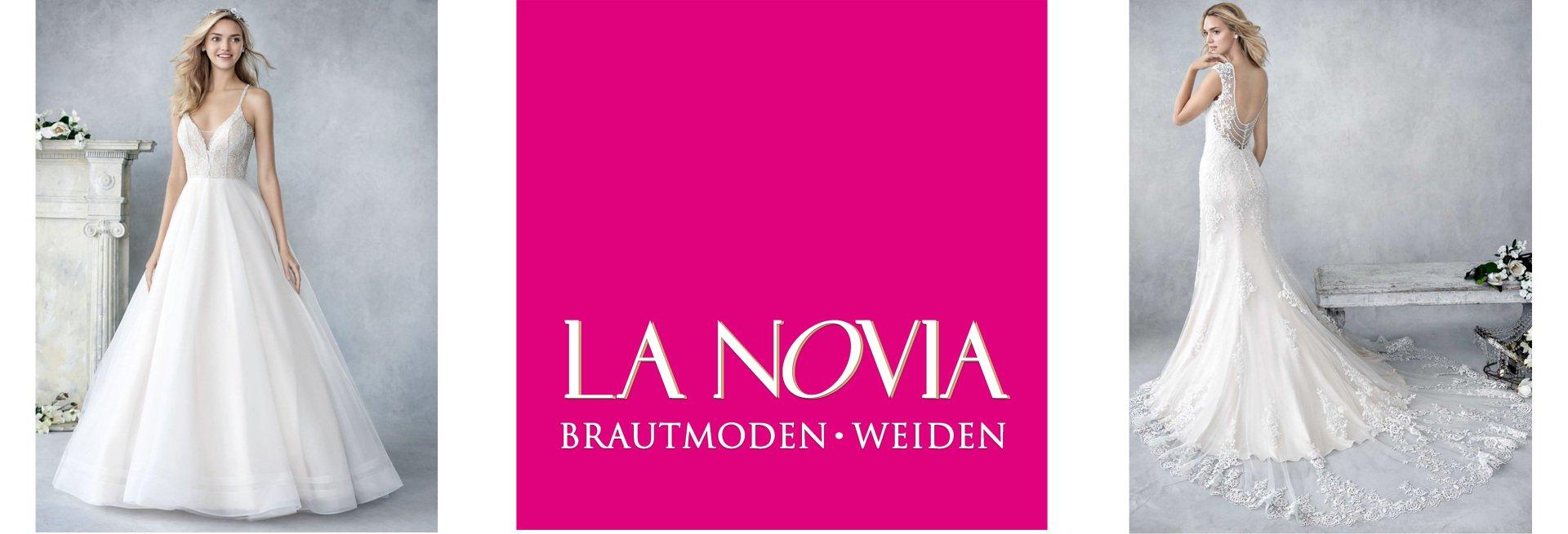 La Novia Brautmoden Euer Brautmodengeschaft In Weiden I D Opf