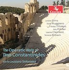 The Operatic Works of Dinos Constantinides