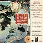 Music From Six Continents - 1991 Series (vol 4)