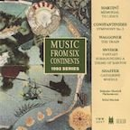 Music From Six Continents - 1992 Series (vol 7)
