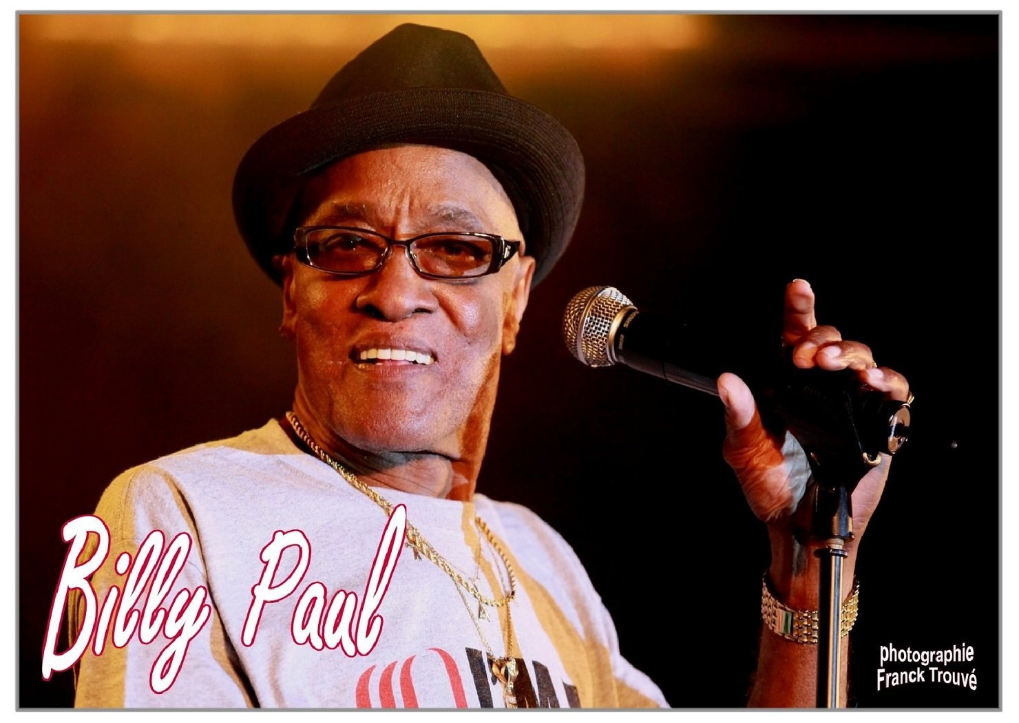 billy paul photo franck trouve