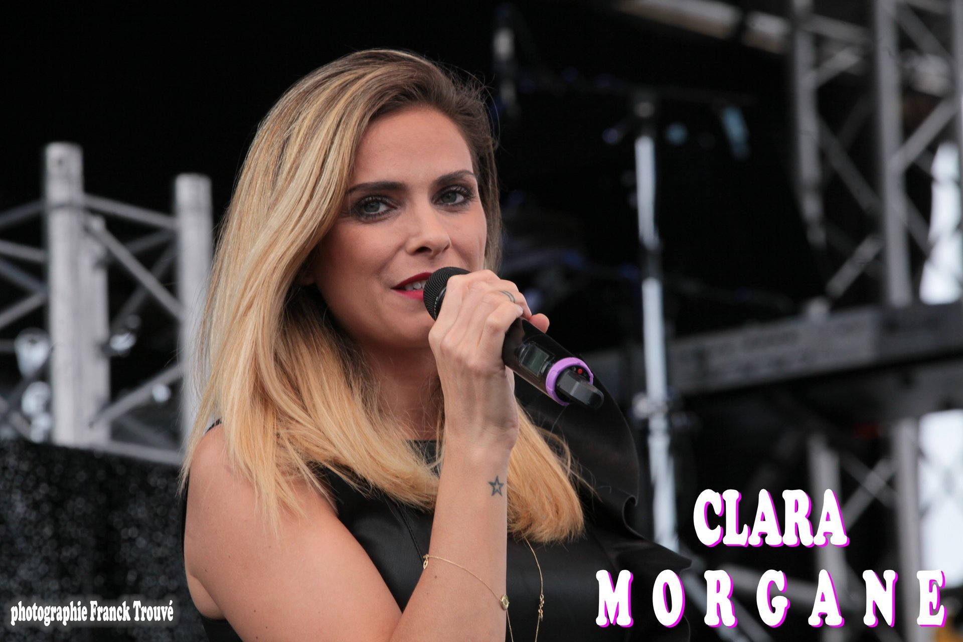 clara morgane photo franck trouve
