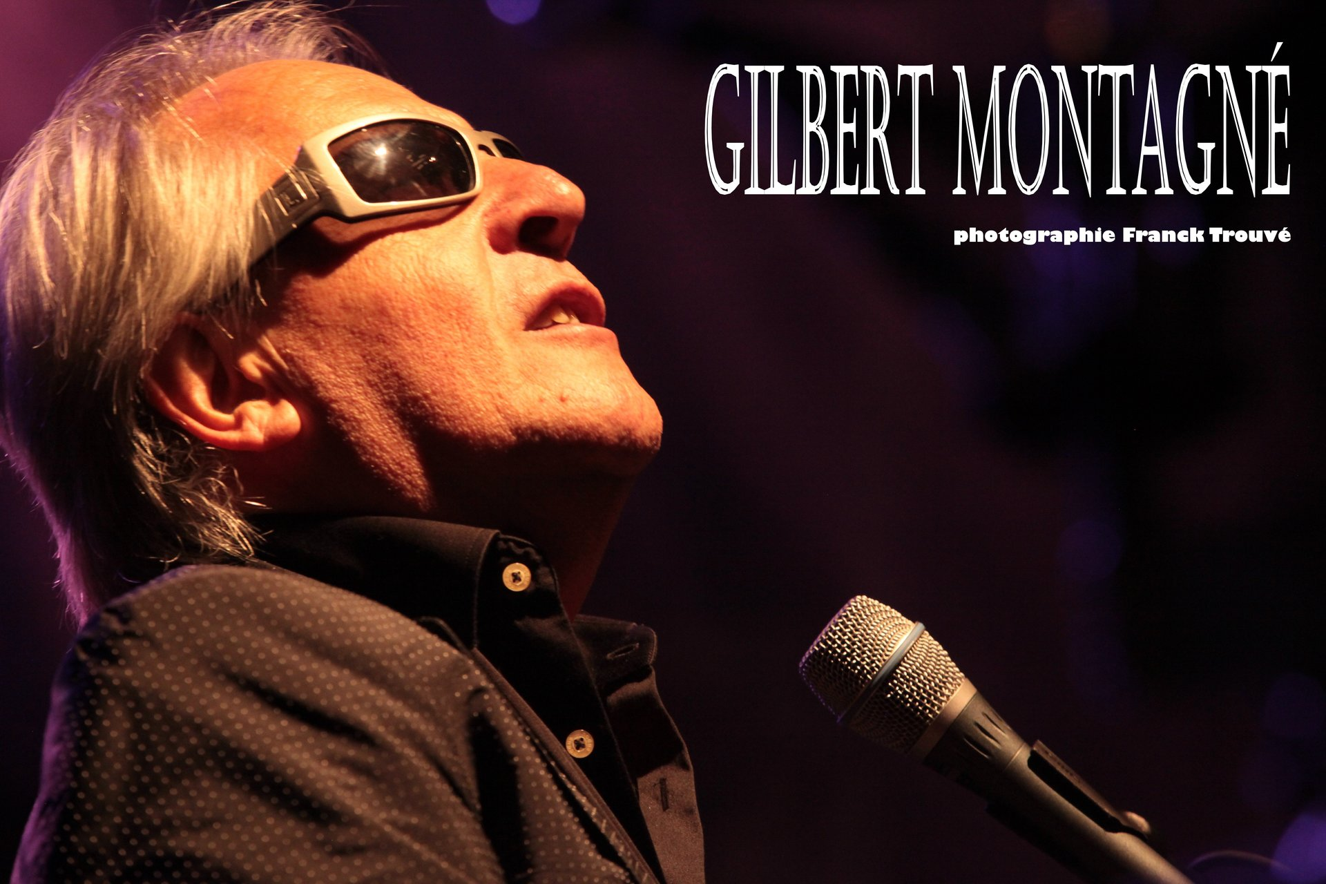 gilbert montagne photo franck trouve