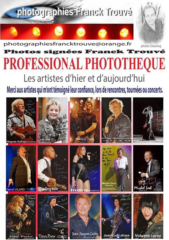 catalogue phototheque professional du photographe franck trouvé
