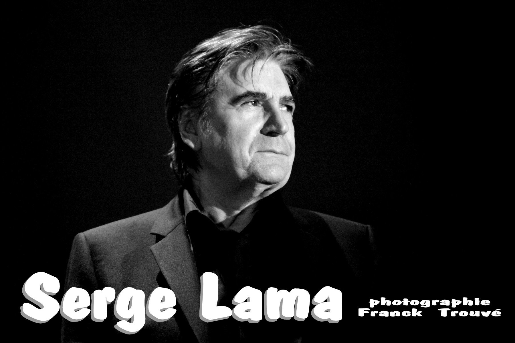 serge lama photo franck trouve