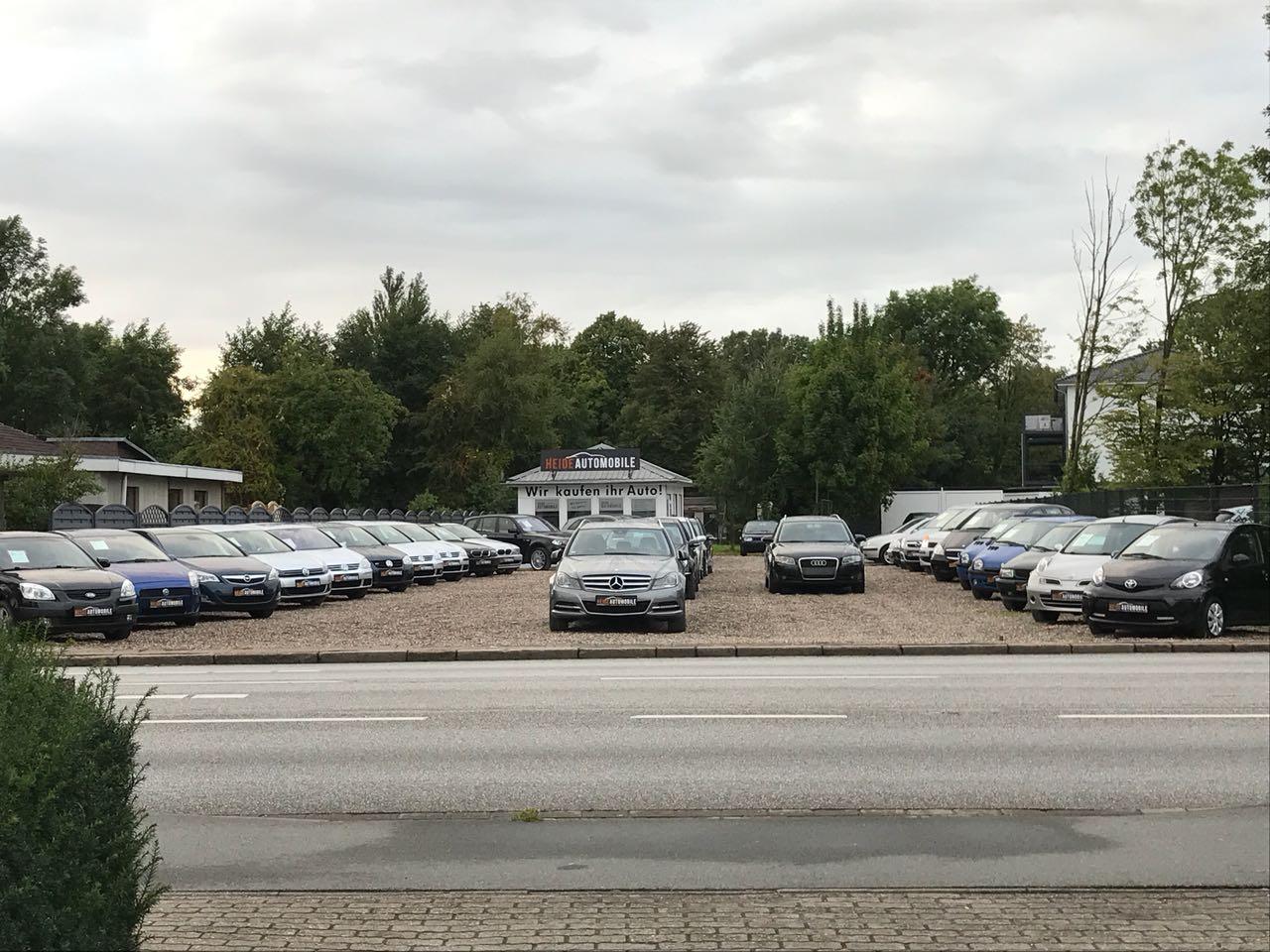 Heide Automobile - Gebrauchtwagenhändler in Heide