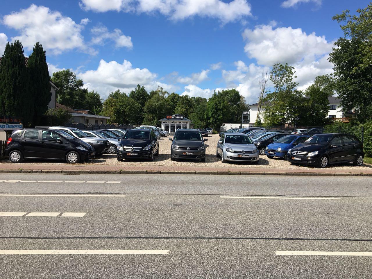 Heide Automobile - geprüfte Gebrauchtwagen