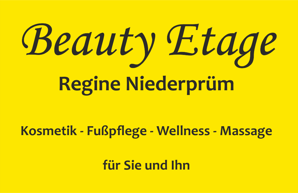 Beauty Etage - Regine Niederprüm