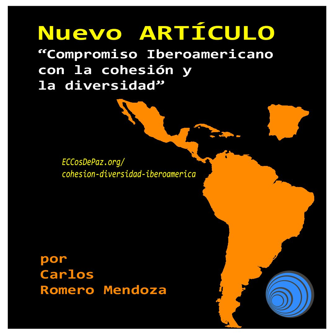 42ba61d629 Compromiso Iberoamericano con la cohesión y la diversidad