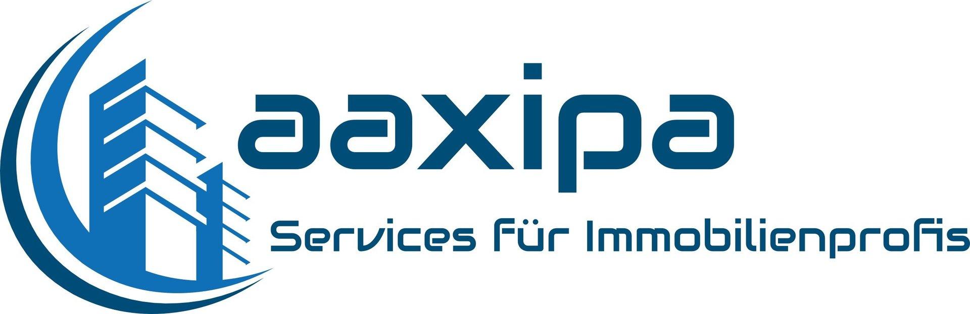 aaxipa ... Services für Immpbilienprofis