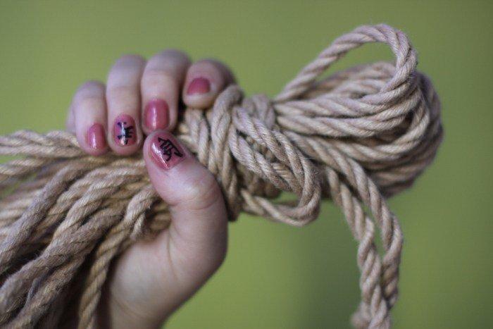 Knoten anleitung bondage 4 New