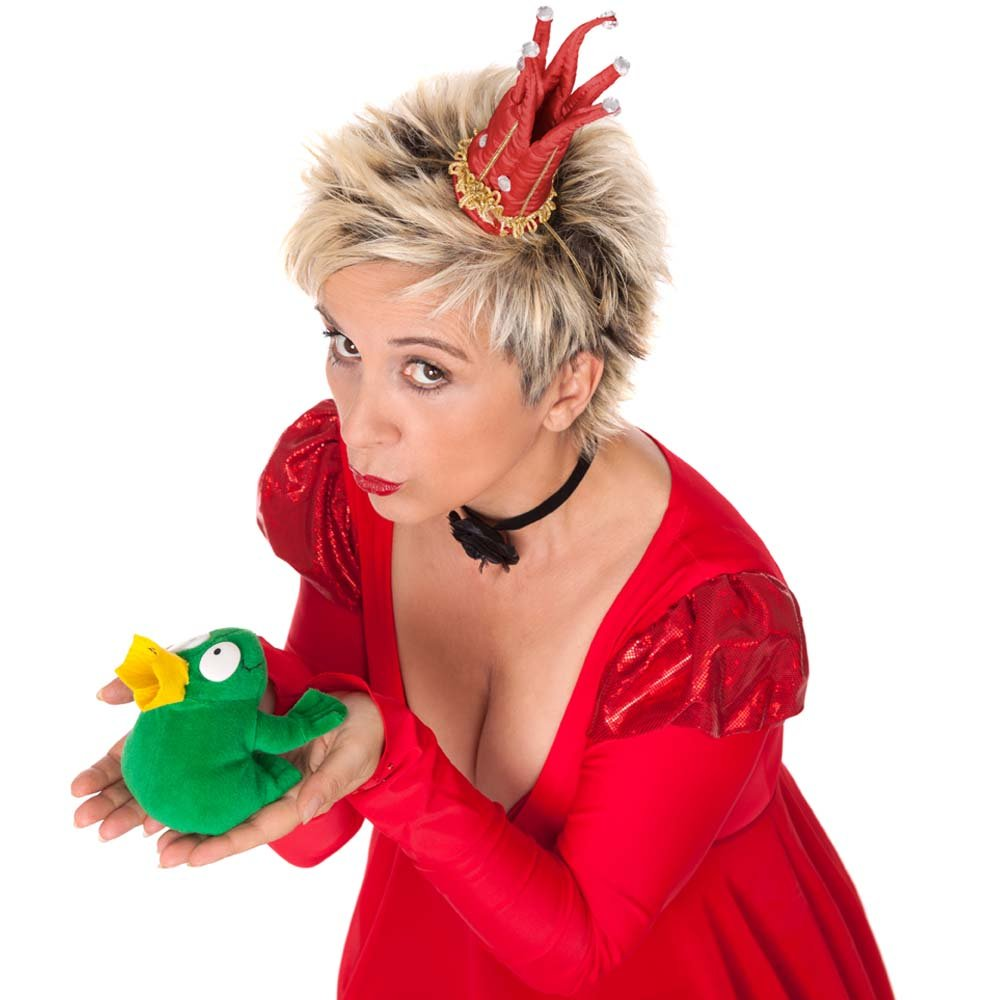 Tatjana Meissner - Kabarettistin und Autorin