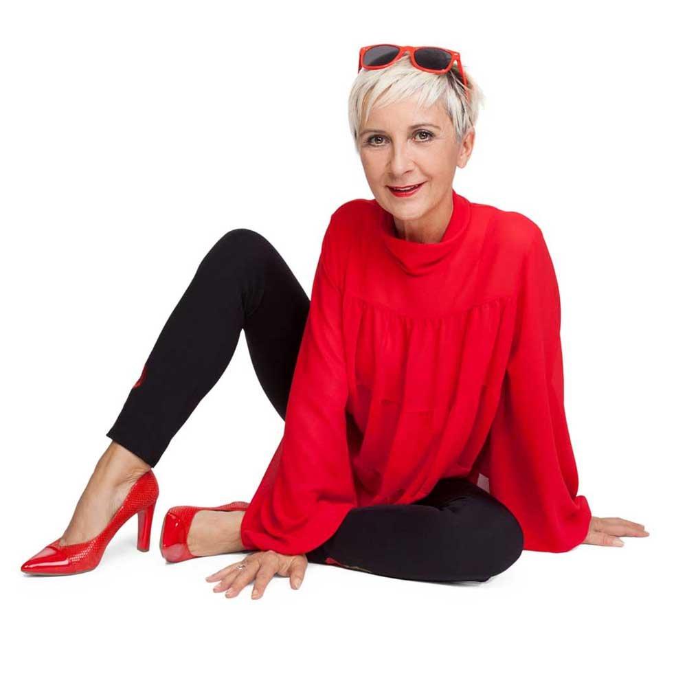 Tatjana Meissner - Kabarettistin und Autorin, Foto: Robert Lehmann, Lichtbilder Berlin
