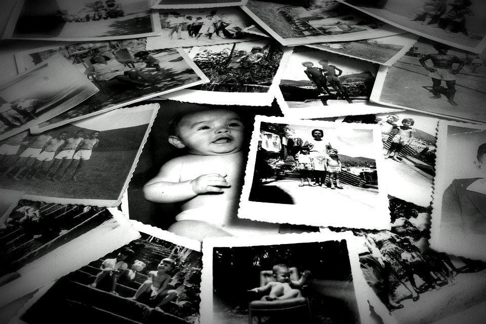 Old family photos collage @uk genealogy com