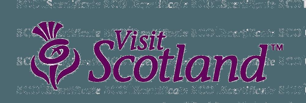 visitScotland logo UK GENEALOGY COM