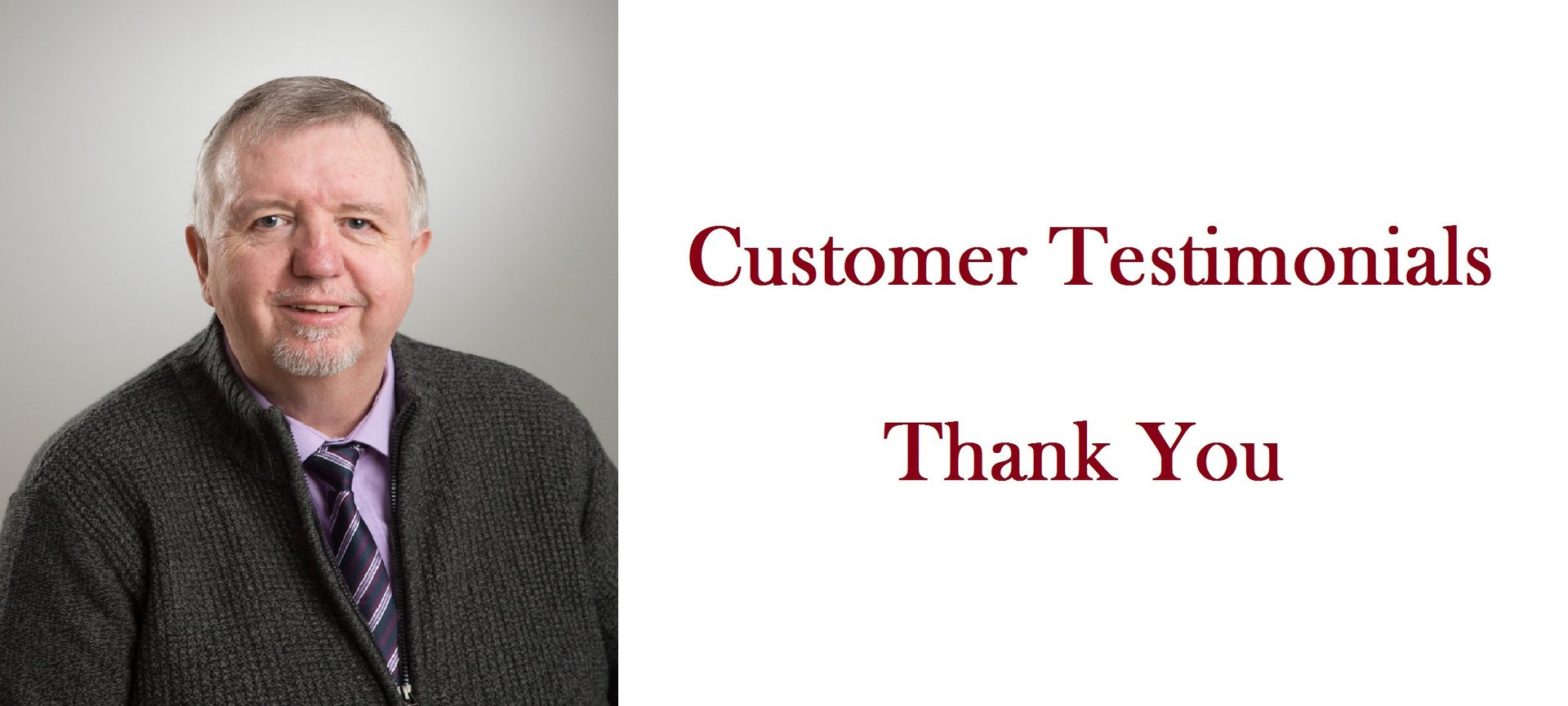 Ian Hextall Customer Testimonial comment @uk genealogy com
