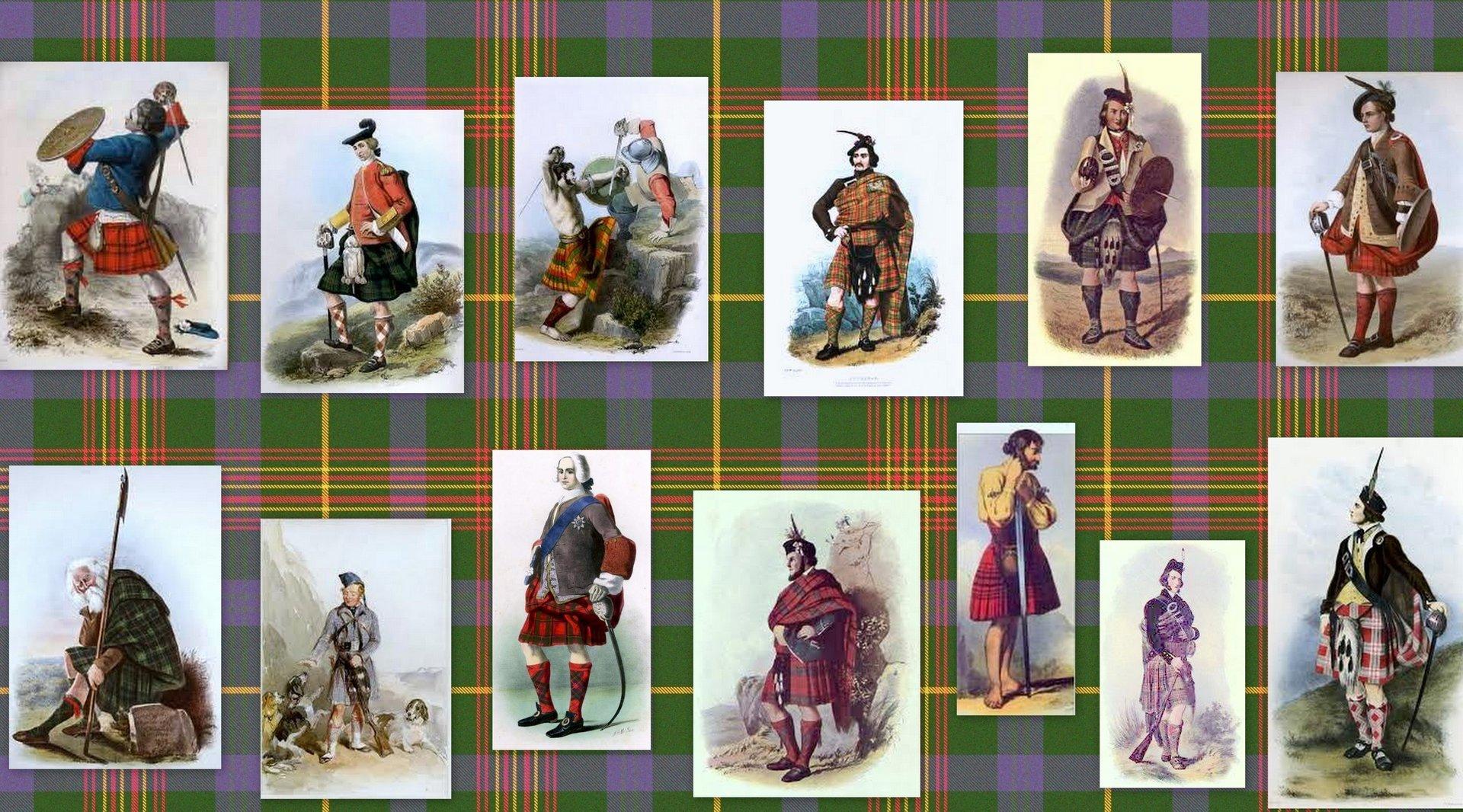 Old Scottish Soldiers @uk genealogy com