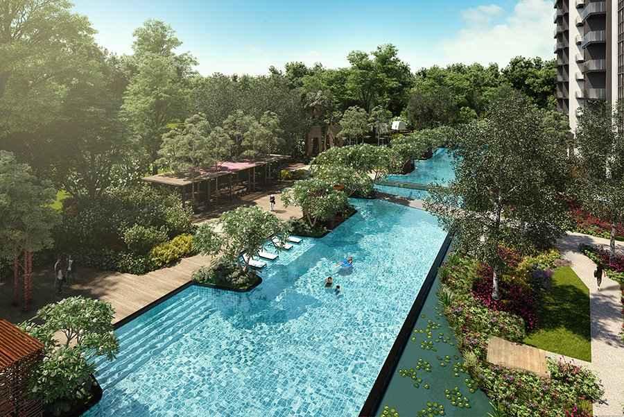 Former Dunearn Garden Pool