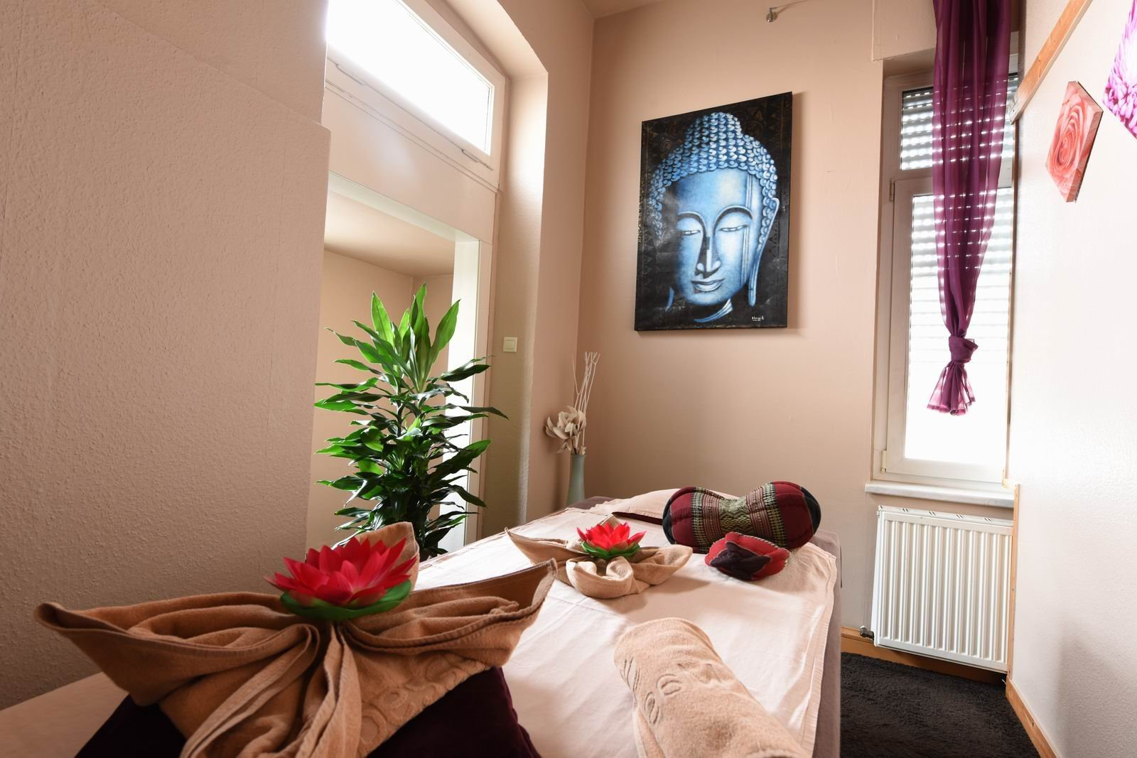 Thai massage hilden